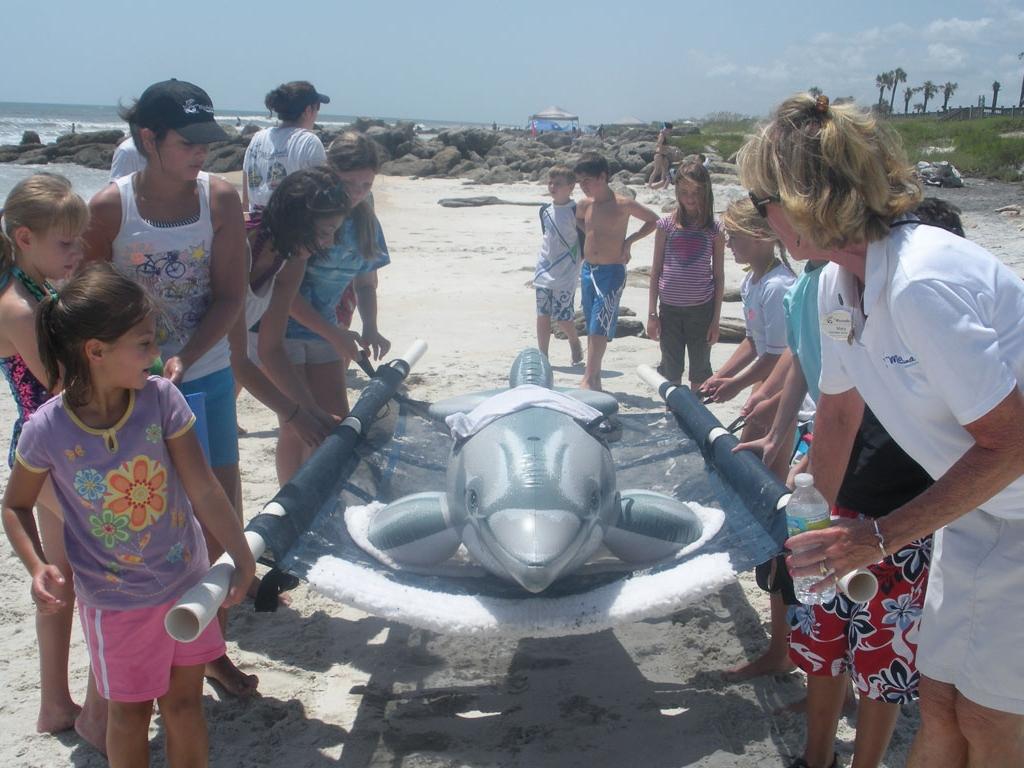 Dolphin-Rescue