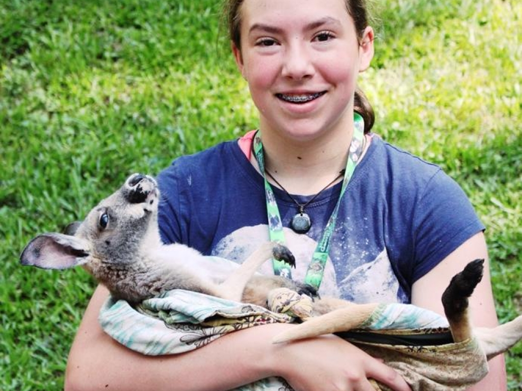 Kaitlyn Kangaroo Overnight Teen Camp 16 1