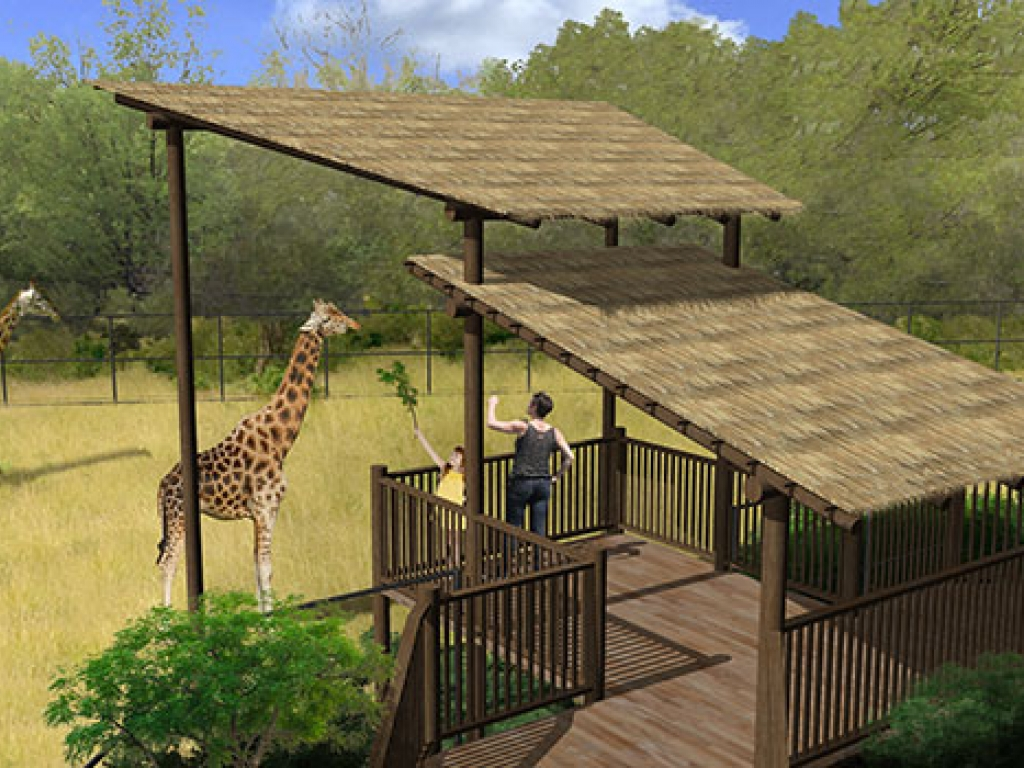 Lehigh-Giraffe-Rendering
