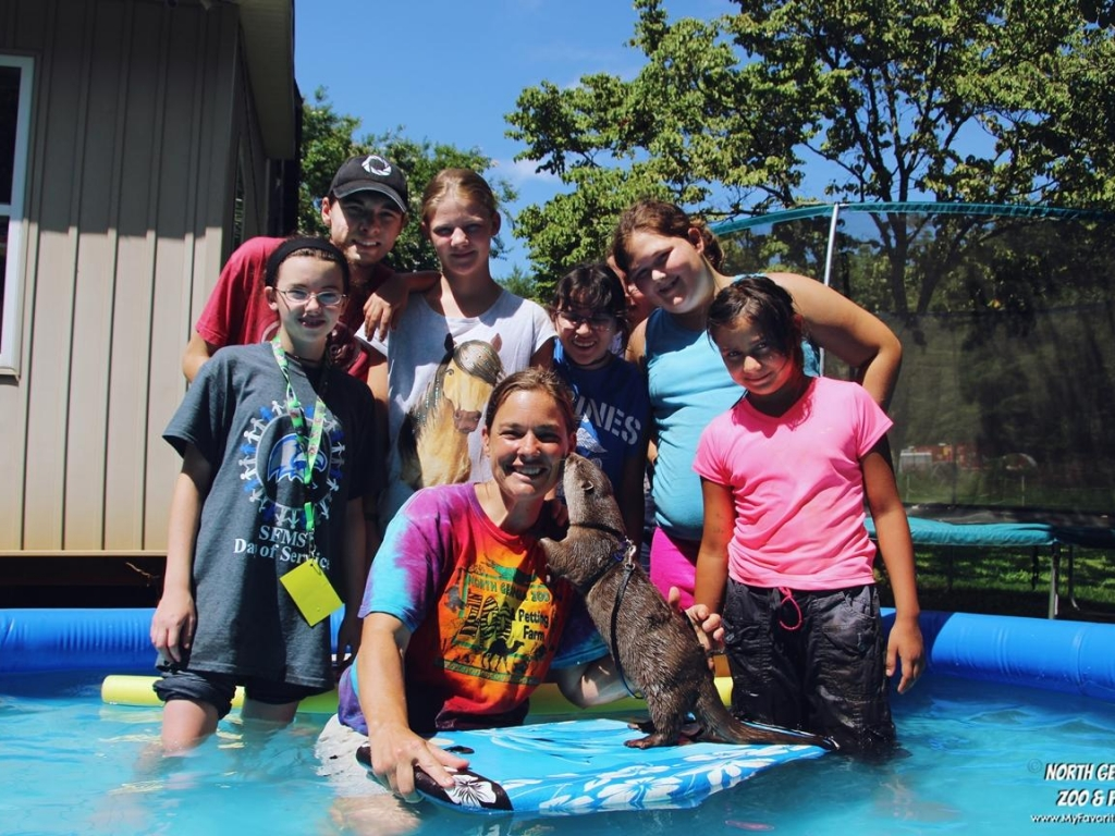 Otter Splash Overnight Teen Camp 16 8